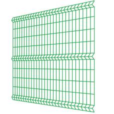 Сетка Гиттер, оцинкованная ППК (1730х2500x4) | Сетка 3D