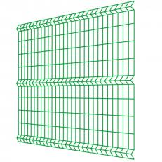 Сетка Гиттер, оцинкованная ППК (1530х2500x3) | Сетка 3D