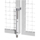Фиксатор ворот / Locinox / алюминий VSF