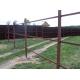 Забор (Каркас для обшивки без наполнения) 2 м. лаги 2 шт.
