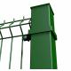 Столбы профильные оцинкованные ППК 6005 60*60 мм./1,4 мм/h - 3,0 м