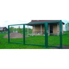 Ворота из сетки Гиттер